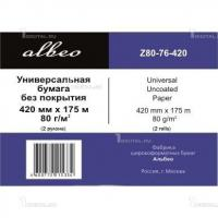 Бумага Albeo Z80-420/175/4 Engineer Paper