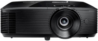 Проектор Optoma DS318e, SVGA 800x600, 3600Lm, 20000:1, HDMI, RS232, VGA out, 1x10W speaker, 3D Ready