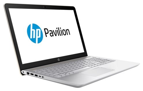 "Ноутбук HP 2FN16EA Pavilion 15-cd006ur A9 9420/6Gb/1Tb/DVD-RW/AMD Radeon 530 2Gb/15.6""/FHD (1920x1080)/Windows 10/gold/WiFi/BT/Cam"
