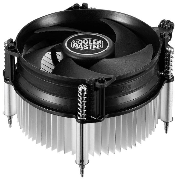 Купить Кулер Cooler Master RR-X115-40PK-R1 S1150/1155/1156 CPU fan X Dream P115 Socket 1150/1155/1156 4pin PWM