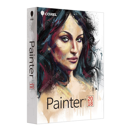 ПО Corel  ESDPE5MLPCM Painter Essentials 5 ESD ,электронный ключ