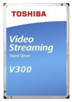 "Жесткий диск SATA-III 3.5"" 500Gb Toshiba HDWU105UZSVA Video Streaming V300 (5700rpm) 64Mb"