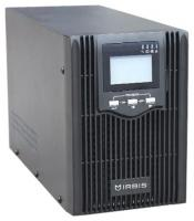 Источник бесперебойного питания IRBIS ISN1500ETI UPS Optimal 1500VA/1200W, LCD, 3xC13 outlets, USB, SNMP Slot, Tower