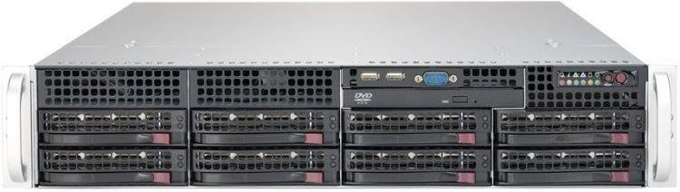 Купить Серверная платформа Supermicro SYS-6029P-TRT 2U SATA