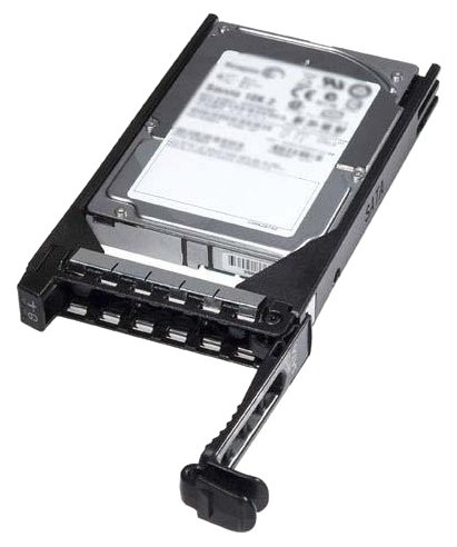 Купить Жесткий диск Dell 400-AJSC 600GB SAS 12Gbps 15k 2.5 HD HP in 3.5 Hyb Carrier - Kit for G13 servers and PV MD R730/R730XD/T430/T630/R430/R530/MD1400