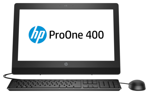 Моноблок HP 2KL10EA ProOne 400 G3 All-in-One NT 20""