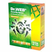 ПО Dr.Web BHW-B-24M-2-A3 DR.Web Security Space 2 ПК/2 года