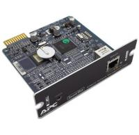 Плата сетевого управления APC AP9630 Network Management Card -2 EX 10/100BaseT Auto-sensing LAN Connection