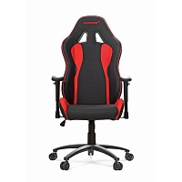 Кресло игровое AKRacing NITRO AK-NITRO-RD black/red