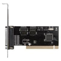 Контроллер расширения PCI to COM(2) WCH352 (WCH351) oem (ASIA PCI 2S)
