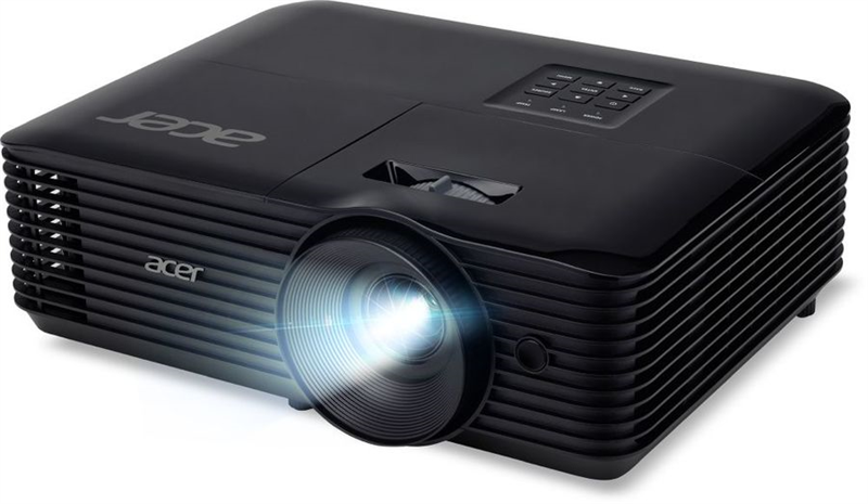 Проектор Acer projector X1127i, DLP 3D, SVGA, 4000Lm, 20000/1, HDMI, Wifi, 2.7kg,EURO