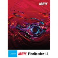 ПО ABBYY AF14-3S4W01-102 ESD  FineReader 14 Enterprise