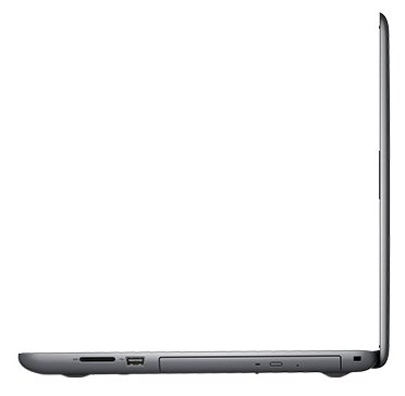 "Ноутбук 15.6"" Dell 5567 Core i3 6006U/4Gb/1Tb/DVD-RW/AMD Radeon R7 M440 2Gb//HD (1366x768)/Windows"