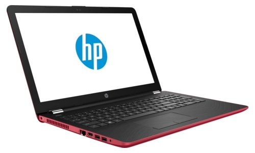 "Ноутбук 15.6"" HP 2PV94EA 15-bs593ur Pentium N3710/4Gb/500Gb/Intel HD Graphics 405/FHD (1920x1080)/Windows 10/red/WiFi/BT/Cam"