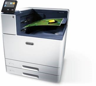 Цветной принтер Xerox VersaLink C9000DT (A3, LED, 55ppm/55ppm, max 270K pages per month, 4GB, 1.6 GHz, GigabitEth, Duplex)