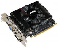 Видеокарта GT730 2GB MSI N730-2GD3V2