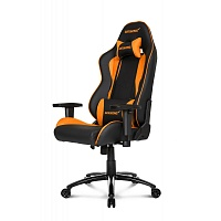 Кресло игровое AKRacing NITRO AK-NITRO-OR black/orange