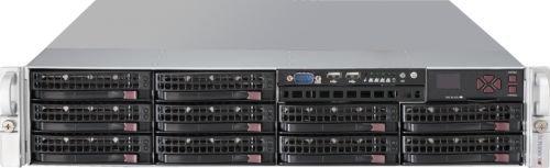 Купить Серверная платформа Supermicro SYS-6029P-WTRT 2U SATA