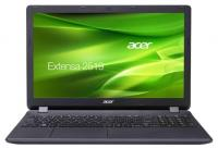 "Ноутбук 15.6"" Acer NX.EFAER.088 Extensa EX2519-C0T2 Celeron N3060/2Gb/500Gb/Intel HD Graphics 400/HD (1366x768)/Linux/black/WiFi/BT/Cam/3500mAh"