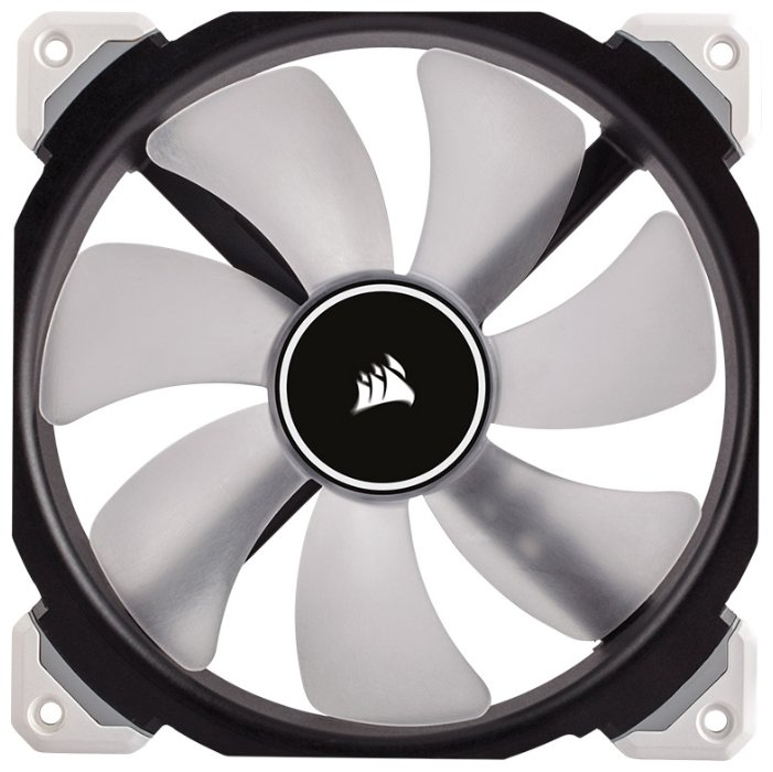 Купить Вентилятор Corsair CO-9050046-WW ML140 PRO LED White 140mm Premium Magnetic Levitation Fan