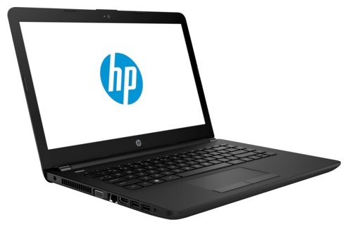 "Ноутбук HP 2CN68EA 14-bs025ur Core i5 7200U/6Gb/1Tb/DVD-RW/AMD Radeon 520 4Gb/14""/IPS/FHD (1920x1080)/Windows 10/black/WiFi/BT/Cam"