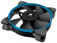 Вентилятор Corsair CO-9050005-WW Air Series SP120 Quiet Edition High Static Pressure Fan, black with blue, red, white rings