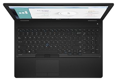 "Ноутбук 15,6""  Dell 5580-9217 Latitude 5580 FHD(1920x1080)/Webcam, i5-7440HQ (2.8Ghz, DC) 6MB, 8GB"