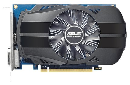 Видеокарта Asus Geforce GT 1030 2GB GDDR5 (PH-GT1030-O2G)