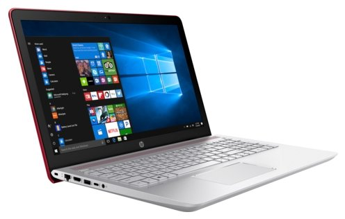 "Ноутбук HP 2FN18EA Pavilion 15-cd005ur A9 9420/6Gb/1Tb/DVD-RW/AMD Radeon 530 2Gb/15.6""/FHD (1920x1080)/Windows 10/red/WiFi/BT/Cam"