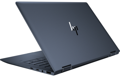 "Ноутбук HP Elite Dragonfly Core i7-8565U 1.8GHz,13.3"" FHD (1920x1080) IPS Touch 400cd GG5 BV,16Gb LPDDR3-2133 Total,512Gb SSD,LTE,Kbd Backlit,38Wh,Pen,FPS,B&O Audio,0.99kg,3y,Blue,Win10Pro"