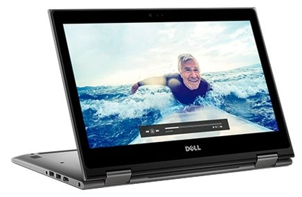 Ноутбук Dell 5378-0384 Inspiron 5378 Core i5 7200U/8Gb/SSD256Gb/Intel HD Graphics 620/Touch/FHD (1920x1080)/Windows 10 Home/grey/WiFi/BT/Cam