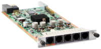 Модуль Huawei AR0MSVA4B1A0 4-Port FXS and 1-Port FXO Voice Interface Card