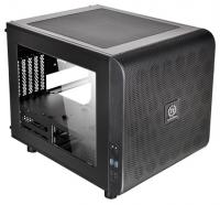 Корпус Thermaltake CA-1D5-00S1WN-00 без БП Core V21 mATX/ win/ black/ USB3.0/