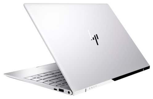 "Ноутбук 13.3"" HP 2PP92EA Envy 13-ad104ur Core i5 8250U/8Gb/SSD512Gb/nVidia GeForce Mx150 2Gb/IPS/FHD (1920x1080)/Windows 10 64/silver/WiFi/BT/Cam"