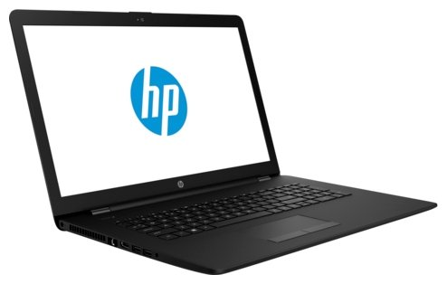 "Ноутбук 17.3"" HP 2CP55EA 17-ak040ur A6 9220/4Gb/500Gb/DVD-RW/AMD Radeon 520 2Gb/SVA/HD+ (1600x900)/Windows 10 64/black/WiFi/BT/Cam/2670mAh"