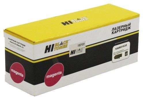 Купить Тонер-картридж Hi-Black HB-106R01632 для Xerox Phaser 6000/6010/WC6015, M, 1K