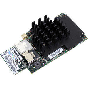 Купить Контроллер Intel RMS25CB040 (LSI2208 ROC, Storage IO Module, 4Port Internal SAS/SATA, 1GB DDR3, RAID 0, 1, 10, 5, 50, 6, 60, support for RSBBU9 or RMFBU2