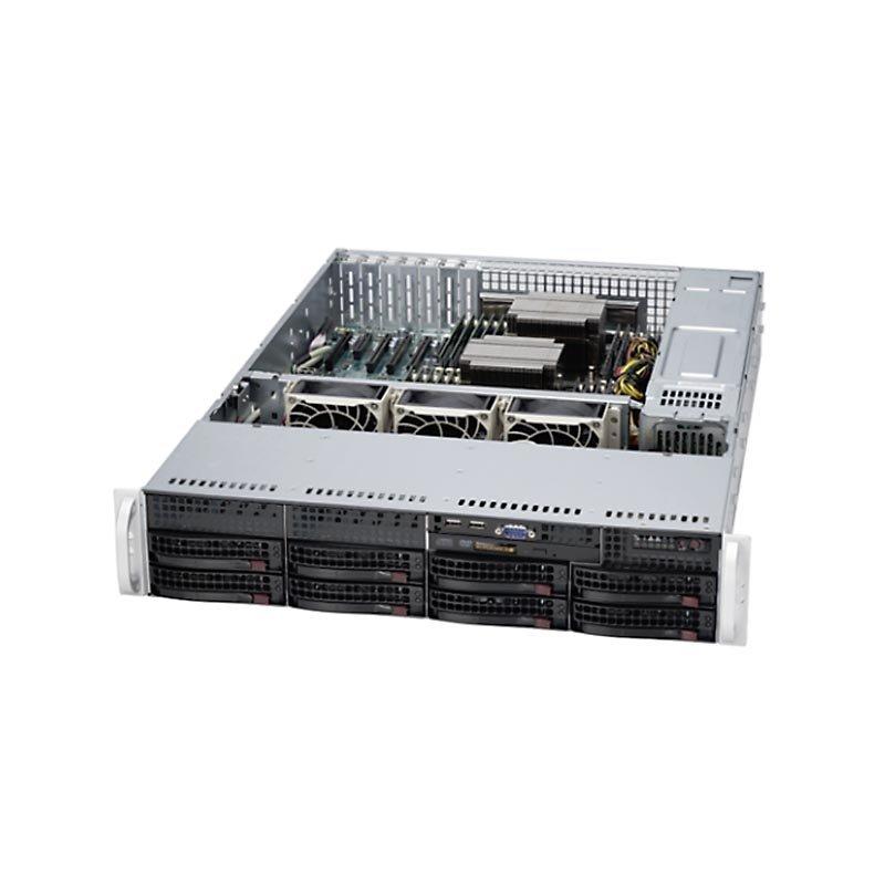 Купить Серверная платформа Supermicro SYS-6029P-TR 2U SATA