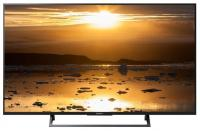"Телевизор LED Sony KD43XE7096BR 43"" черный/серебристый/Ultra HD/400Hz/DVB-T/DVB-T2/DVB-C/DVB-S/DVB-S2/USB/WiFi/Smart TV"