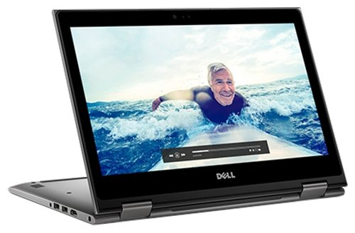 "Ноутбук 13.3"" Dell Inspiron 5379 Core i5 8250U/8Gb/1Tb/Intel HD Graphics 620/IPS/Touch/FHD (1920x1080)/Linux/grey/WiFi/BT/Cam"