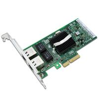 Сетевая карта Intel EXPI9402PT BLK Server adapter 1Gb Dual Port PCI-E (10/100/1000) Full/Low Profile
