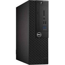 Компьютер Dell 3050-0504 Optiplex 3050 Micro,Pentium G4400T (2,9GHz),4GB (1x4GB) DDR4,500GB (7200 rpm),Intel HD 510,W7 Pro (WIn10 Pro Licence),TPM,1 y