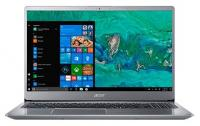 "Ноутбук 15.6"" Acer NX.GZAER.002 Swift 3 SF315-52G-52H2 Core i5 8250U/8Gb/SSD256Gb/nVidia GeForce Mx150 2Gb/ /IPS/FHD (1920x1080)/Windows 10/silver/WiF"