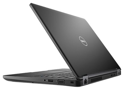 "Ноутбук 14""  Dell 5480-9163 Latitude 5480 HD(1366x768)/Webcam, i5-7200U (2.5Ghz) 3MB DC, 4GB"