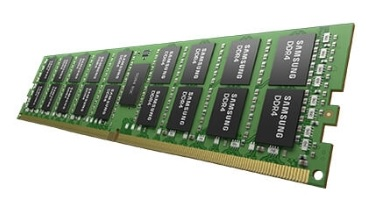 Оперативная память Samsung DDR4  128GB LRDIMM (PC4-23400) 2933MHz ECC Reg Load Reduced 1.2V (M386AAG40MMB-CVF)