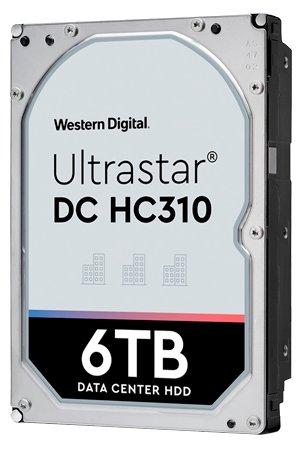 Купить Жесткий диск 3.5 HGST SATA-III 6Tb 0B36039 HUS726T6TALE6L4 Ultrastar 7K6 (7200rpm) 256Mb