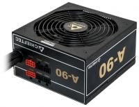 Блок питания Chieftec GDP-550C PSU 550W A-90 ATX2.3/EPS12V 230V CabMan RT 90%+ 14cm Fan Active PFC Fix:20+4, 8(4+4)p Mod:2x8(6+2)PCI-E,2x(SATAx3),3xMo