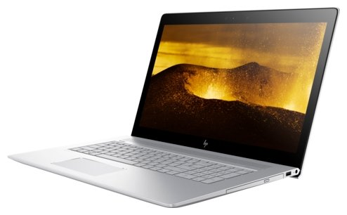 "Ноутбук 17.3"" HP 2PP79EA Envy 17-ae105ur Core i7 8550U/16Gb/1Tb/SSD256Gb/DVD-RW/nVidia GeForce Mx150 4Gb/IPS/FHD (1920x1080)/Windows 10 64/silver/WiFi"