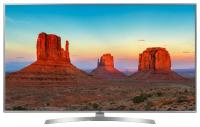 "Телевизор 65"" LG 65UK6710 LED PLB серебристый/Ultra HD/100Hz/DVB-T2/DVB-C/DVB-S2/USB/WiFi/Smart TV (R"