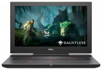 "Ноутбук 15.6"" Dell G515-7343 G5 5587 Core i5 8300H/8Gb/1Tb/SSD128Gb/nVidia GeForce GTX 1050 Ti 4Gb/IPS/FHD (1920x1080)/Linux/red/WiFi/BT/Cam"